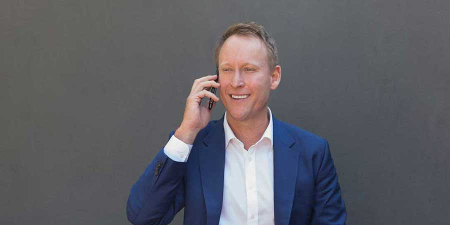 Gavin Harrington at Quantum Finance Australia