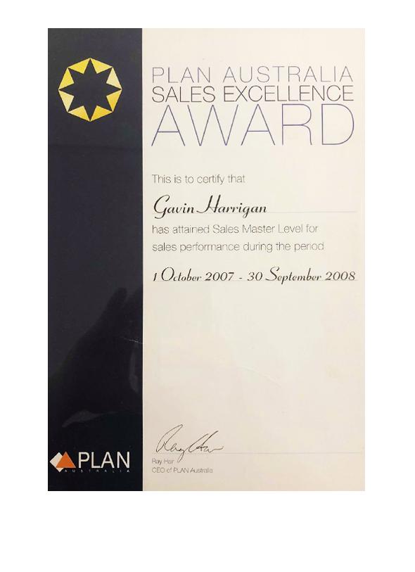 Plan australia sales master